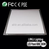 36W 60x60cm Led Panel Light 2x2 factory sale price