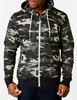 2014 Customized Camo print hoody sweatshirt fleece hoodies