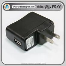 USA 5V 1A Mico USB Charger US Plug with cable