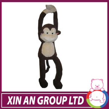 AE54/ASTM/ICTI/SEDEX top demands excellent and naughty monkey stuffed chidren