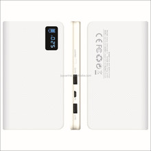 New product hot selling universal portable usb battery power bank charger 12000mah