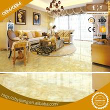 Designed like cloud marble glazed polished porcelain tiles