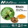 high quality herb medicine extract rhein for food/cosmetics/medical