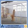 Good-looking new design large wrought iron dog kennel/pet house/dog cage/run/carrier