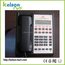 Top quality Hotel Telephone wholesale backlight fax machine gsm phone