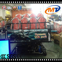 Crazy And Interesting Hot Sale Xd Cinema Sumilator 7D Cinema 9D Movies