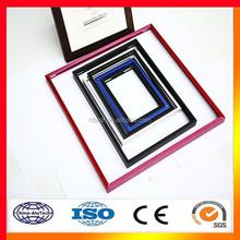 aluminium profile for photo frame/blackboard border/light box