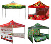 10x10ft pop up tent canopy gazebo with POLYESTER PU coated