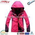 Fabricantes de ropa, Rojo 2014 mujeres de la chaqueta de invierno