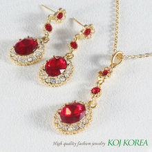 2014 Hot Simply Design Fashion Jewelry Set, Fashion accessory, Imitation jewelry, Fashion Jewelry