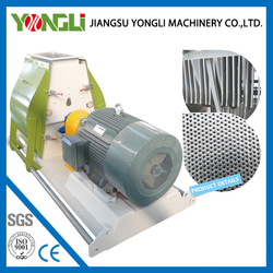 Ring die suppliers plant hammer mill for flour