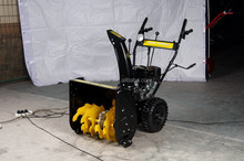 Wheel Tractor,mini snow blower,manual&electric start,clean snow,190degree
