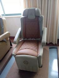 TT01 Classical MPV motor homes sedan seat power adjustable leg rest