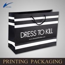 paper bag manufacturing paper shopping bag