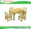 Colorful Design Children School Furniture Kids Study Table For Pre School Baby School Table