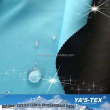 functional fabric:functional waterproof softshell garment fabric