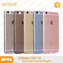 BRG Ultrathin TPU Case ,Waterproof Case For iPhone 6s With Cheaper Price