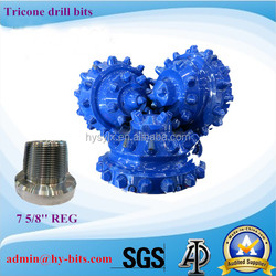 """12 1/4""""inch tci tricone drill bit ,petroleum product ,china supplier"""