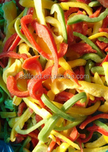 IQF frozen mixed pepper dice with best quality and hot price
