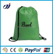 Custom polyester drawstring duffle bag
