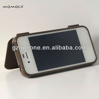 tpu flip cover case for iphone4