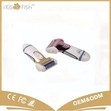 Electric Pro Pedicure Foot Heel Callus Skin Removal Exfoliating Kit