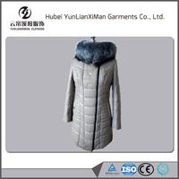 wholesale lamb leather jacket women feather down winter coats