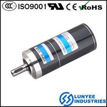 motor de corriente continua de 24 voltios
