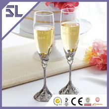 Comfortable to Hold Easy to Clean Wedding Wine Glass Charms Drinking Glasses Wedding Wine Glasses