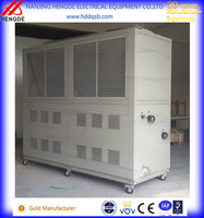 Ce certification high cost performance industrial plastic water cooled chiller