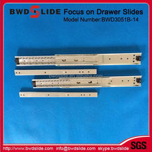 finely processed tandembox drawer slide