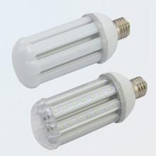 UL approved SMD 5050 e27 corn led light bulb 15w warm white 12v