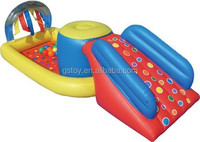 adult and kids inflatable jumper slide bouncer