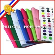 Nonwoven felt Panton colors