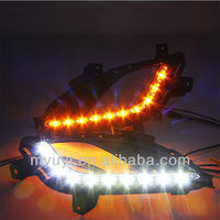 For Hyundai Elantra led daytime running light /after-sale policy led driving lgihts drl