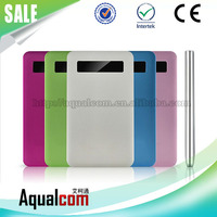 Rechargeable For Travel Long Standby Time 4500 Mah Power Bank