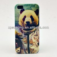 Cellphone case for iphone 5S, panda IMD case cover for iphone 5G 5S