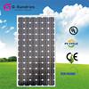 Attractive design lg solar panel 220 watt 24v mono
