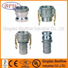 Cam & Grooved Couplers&Adapters