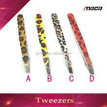 High quality led illuminated tweezer,esd tweezer,slant tweezer