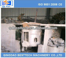 3t automatic industrial melting furnace