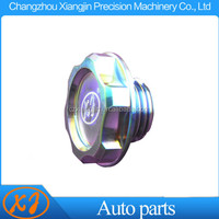 Hot selling CNC oil tank cover for car for wholesales