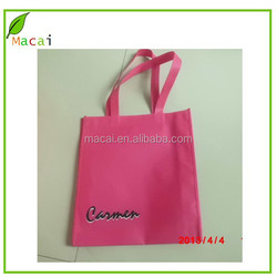 500piece MOQ USD1 free shipping cost non woven tote bag for shopping