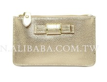 ladies favorite budget genuine leather convenience coin purse