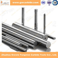 2015 hard alloy rods ground carbide round bar For Drawing Tungsten Wires