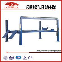 QJY-4-35C ce four post Car Lift