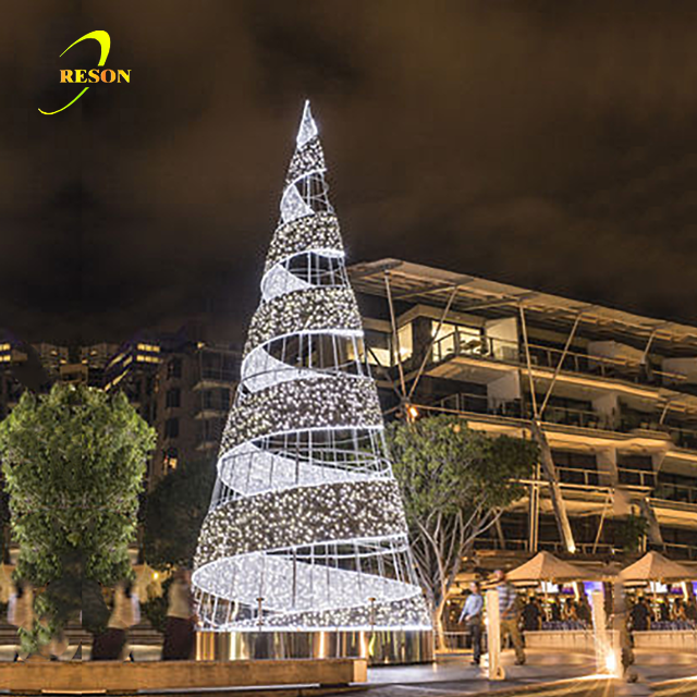 specifications of christmas spiral tree - Led Spiral Christmas Tree