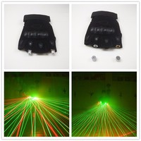 Wholesale hanfeng laser glove for Event & Party Supplies green laser glove DJ club laser glove 532nm Party
