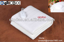 220V CE GS CB RoHS Approval Washable Heating Electric Bed Warmer