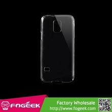 Clear Crystal Hard Shell Case for Samsung Galaxy S5 Mini SM-G800
